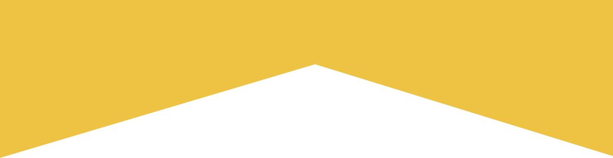 노란색 깃발 모양 배경